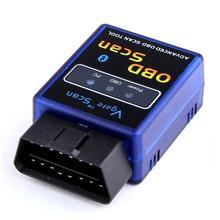 NEW Scanner Mini ELM327 Bluetooth V1.5 OBD2 Car Diagnostic Scanner For Android ELM 327 V 1.5 OBDII OBD 2 Auto Diagnostic Tool auto diagnostic tool mini elm327 v1 5 with switch support full protocol elm327 v 1 5 obd ii obd2 scanner bluetooth support at
