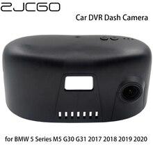 Car DVR Registrator Dash Cam Camera Wifi Digital Video Recorder for BMW 5 Series M5 G30 G31 2017 2018 2019 2020 цена 2017