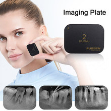 Dental Digital X-Ray Phosphor IP Image Board 0# 1# 2# 3# Flexible Imaging Plate for Fussen CaVo Scanner