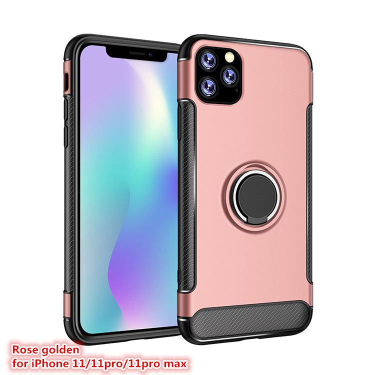 Hb828b39fb555446daace5f872c8d14a03 LSDI for iphone 11 pro max Case for iphone 6 6s 7 8 plus 5 5s se  Armor TPU+PC logo hole design Cover for x xr xs max