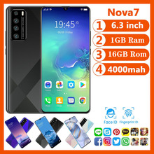 CECTDIGI Nova 7 Android-6.0 16GB GSM/WCDMA Dual Core Face Recognition 2mp New Smart-Phone