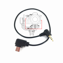 USB C to 2.5mm Remote RSS Control Cable for DJI Ronin SC RSC2 RS2 Ronin SC & Fujifilm Fuji XT4 XT3 XT30 XT2 RSS F TypeC to RR100