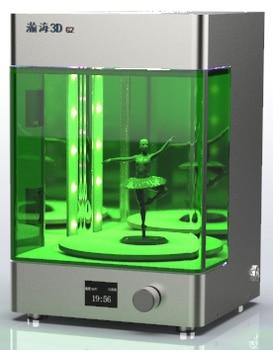 Intelligent LED 3D Printer Resin With UV Protective Door For New Desktop