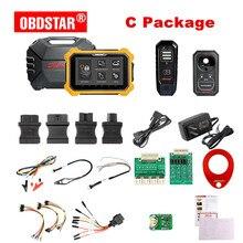 OBDSTAR X300 DP Plus X300 PAD2 C посылка полная версия 8 дюймов планшет поддержка ECU программирования и для Toyota Smart Key