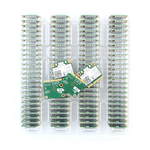 Image 5 - Dual Band Wireless Wifi Card For Intel 7260 7260HMW Half Mini PCI E 2.4G/5Ghz 1200M Bluetooth 4.0 Wi Fi Adapter 7260ac 802.11ac