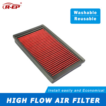 цена на R-EP Replacement Air Filter Fit for Volkswagen Golf VII Polo Tiguan Touran Passat Audi A3 Q2 S3 TT Seat Ibiza Leon Skoda Octavia