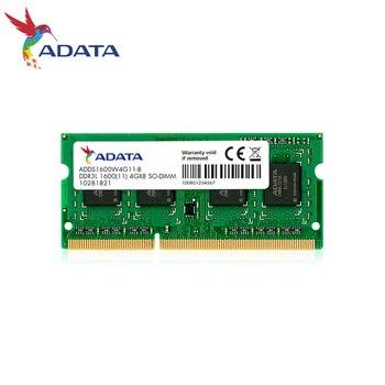 ADATA-memoria Ram DDR3 DDR3L para portátil, SO-DIMM, 4GB, 8GB, 1,35 MHz, 1333Mhz,...