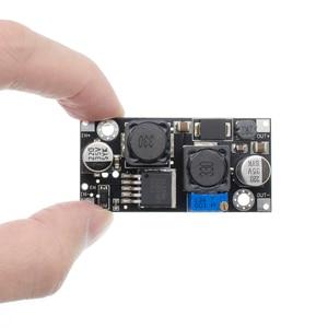 Image 5 - 10 sztuk XL6019 (aktualizacja XL6009)) automatyczny step up step down DC DC regulowany konwerter moduł zasilania 20W 5 32V do 1.3 35V