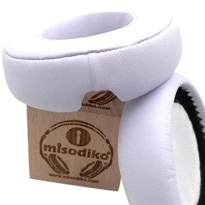 Image 5 - Misodiko almohadillas de oreja de repuesto Kit de cojín para Beats by Dr. Dre Pro/ DETOX Over Ear Wired, partes de reparación de auricular Earpads