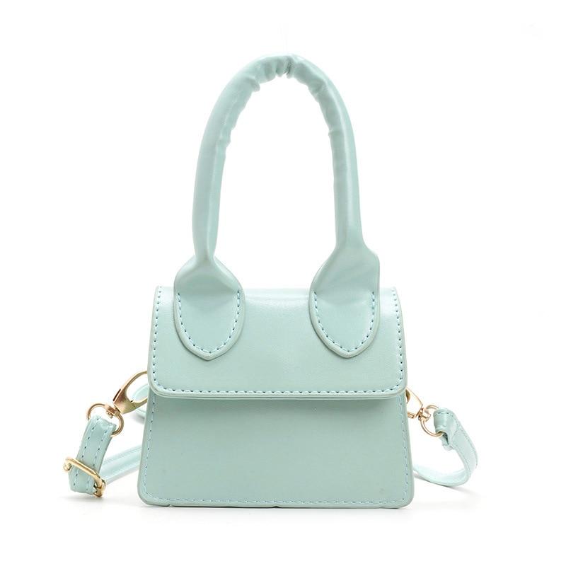 Новая женская сумка через плечо с клапаном, мини сумка через плечо с застежкой, маленькая сумка-мессенджер, женские сумки и кошельки, вечерняя сумка-клатч