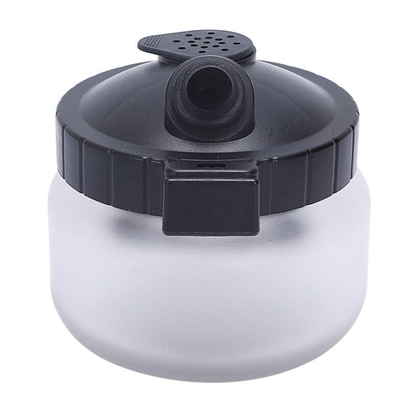 0.2/ 0.3/0.5Mm Airbrush Cleaning Pot Glass Air Brush Holder Clean Paint Jar Bottle Wash Tools Needle Nozzle Brush Set|Spray Guns| |  -
