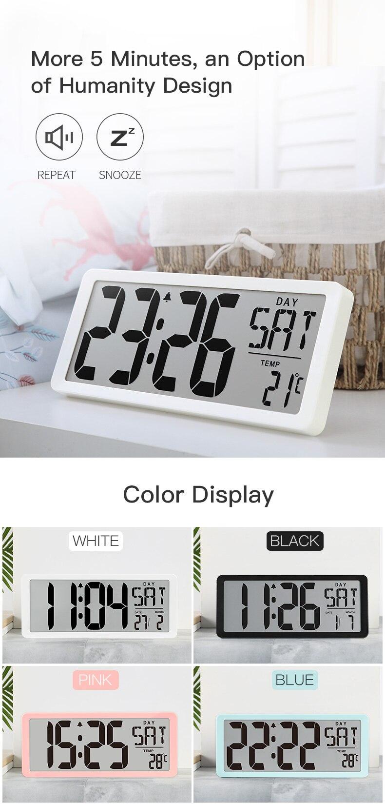 calendário temperatura interna alimentado por bateria