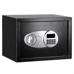صندوق الأمان الآمن 35X25X25CM إيداع الرقمية قطرة النقدية مجوهرات المنزل فندق قفل لوحة المفاتيح صندوق الأمان سر خبأ