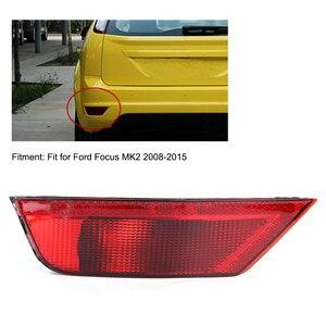 Left Side Rear Bumper Fog Light 8V4115K273AB Fit for Ford Focus MK2 2008-2015