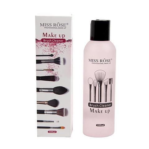 180ml Makeup Brush Cleaner Makeup Brush Puff Cleaning Solution For Makeup Brush Sponge Beauty Tools Pakistan