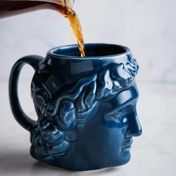 European  Vintage Ceramic Cup Bone China Mugs Coffee Cups Ceramic Coffee Mug Coffee Mug Travel Tazas De Drinkware Bb50
