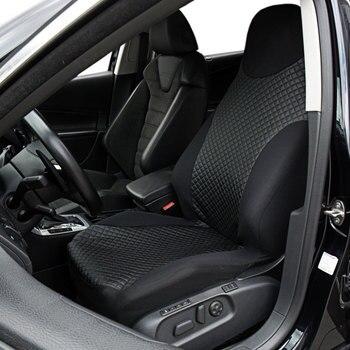 Front Car Seat Cover Covers for Chevrolet Captiva Chevy Cruze Epica Equinox 2018 Lacetti Malibu Niva Sail Spin Trailblazer Trax