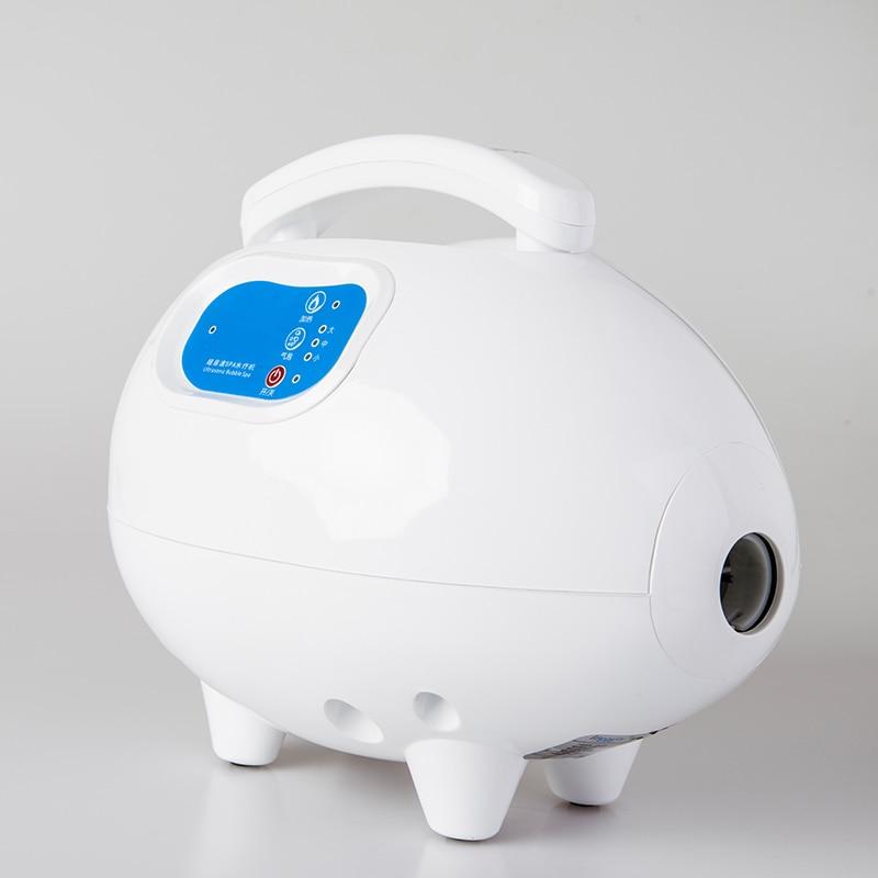 Bolha de ar banho massageador esteira portátil spa relaxante banheira de ar esteira com ar quente poderoso 3 velocidade controle remoto-1