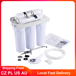 6 Stage Water Purifier Filter Ultrafiltration System Kitchen Home Kitchen Home Drinking Water Filtration Kit