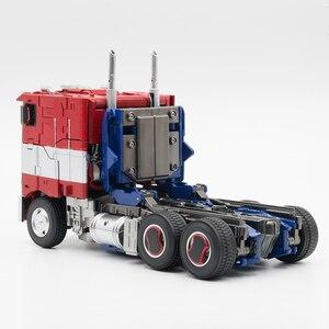 Image 5 - AOYI SS38 Transformation LS 13 LS13 OP commandant avec film léger modèle alliage déformation Action figurine Robot jouets enfants cadeaux