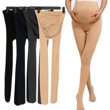 Maternity Leggings High Waist Pregnant Belly Support Legging Women Pregnancy Skinny Long Solid Trousers Body Shaping Pants