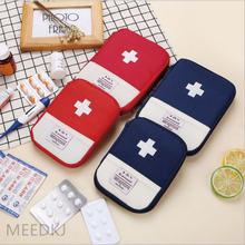 1 шт портативная дорожная сумка для хранения лекарств дома маленькая