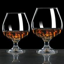 Классический тумблер для виски красный винный коктейль бренди пиво водка Маргарет Кубок для шампанского стеклянный бар бытовой высокой емкости посуда для напитков