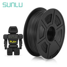 Нить pla + 175 мм sunlu для 3d принтера Пластик plus материал