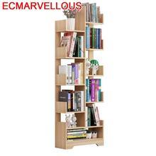 Para Libro Decor Wall Shelf Decoracao Bureau Meuble Rangement Shabby Chic Wood Furniture Decoration Book Retro Bookshelf Case цена