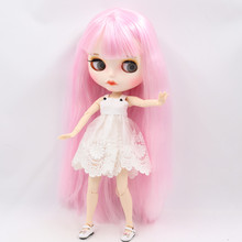 Factory Neo Blythe Doll Matte Face Twin Sisters Jointed Body 30cm