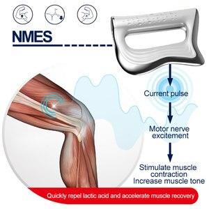 Image 4 - EMS Microcurrent Massager ชาร์จเครื่องกระตุ้นกล้ามเนื้อเนื้อเยื่อลึก Massager Body Slimming Shaping บรรเทาอาการปวด