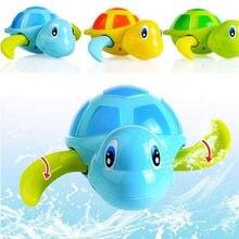 Детская ванночка плавание водная игрушка Черепаха плавающая