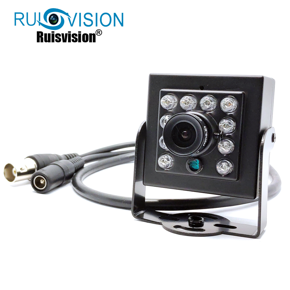 HD 4MP mini camera AHD cctv camera Infrared night vision camra Indoor Security small camera AHD 4in1 Surveillance video camera