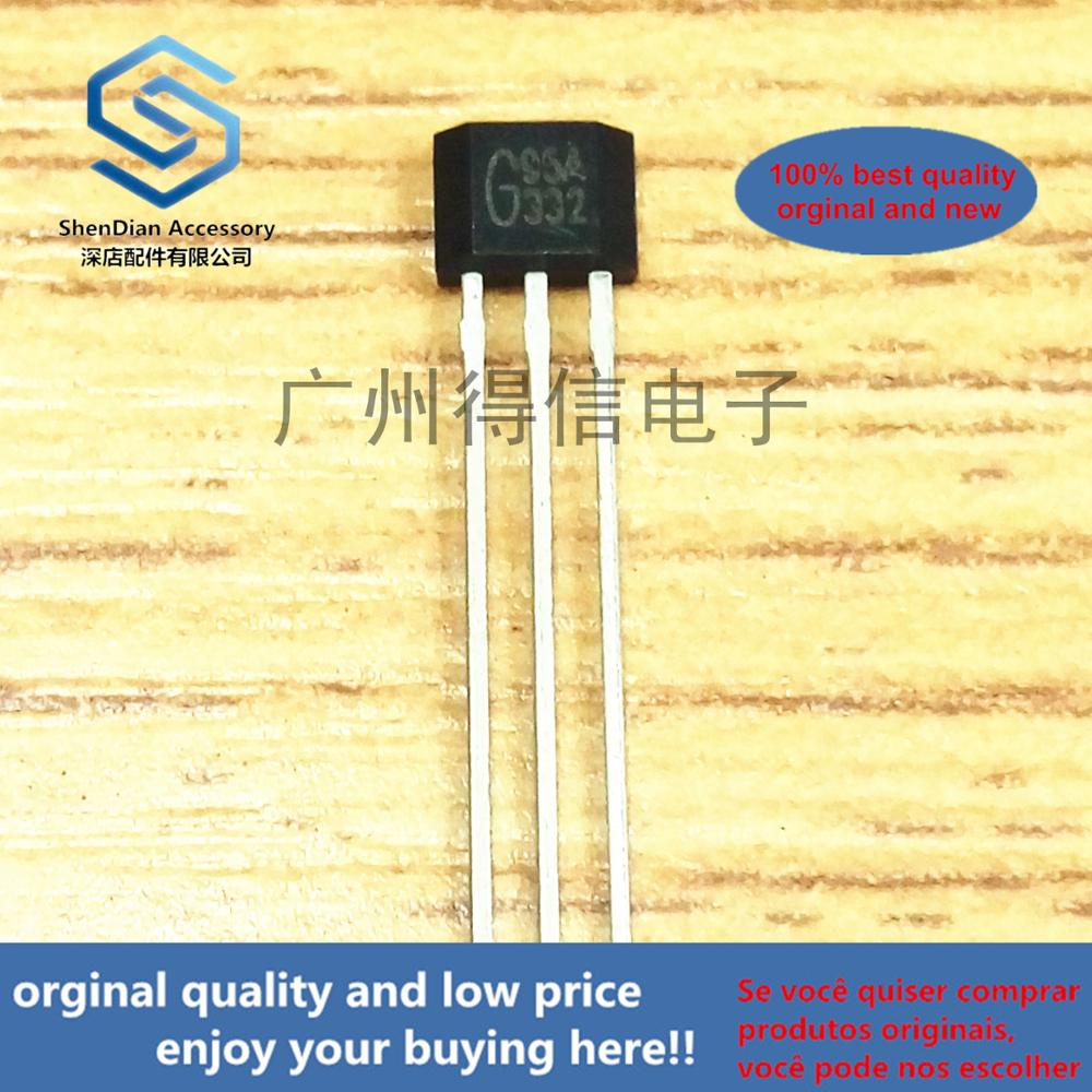 5pcs 100% Orginal New SS495A 95A 4.5 ~ 10.5V Hall Sensor Electric Vehicle Motor TO-92S Real Photo