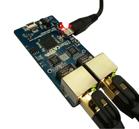 Ethercat Development Board Kern Board ET1100 16-Bit Asynchrone Parallelle Bus