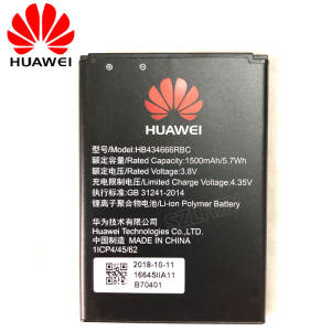Huawei Router Modem E5573S 1500mah-Battery HB434666RBC Original for E5573s/E5573s-320/E5573bs-320/..