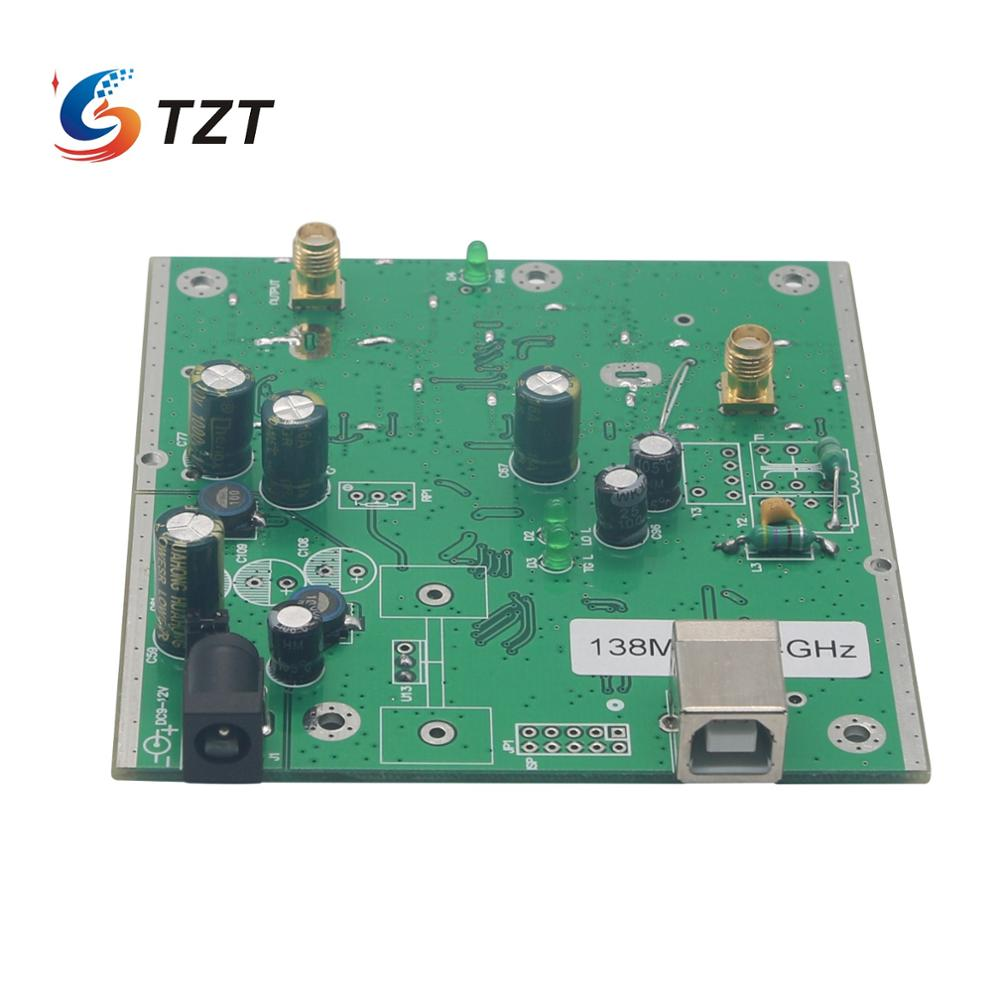 TZT <font><b>NWT4000</b></font>-1 138M-4.4G Sweep Simple Spectrum Analyzer Signal Generator Upgraded Version image