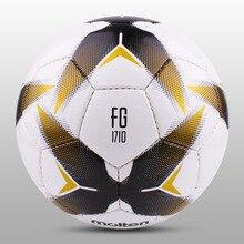 2021 Original Melting Football Standard Size No. 4 Ball No. 5 Ball PVC Material Team Sports Training Football League Training