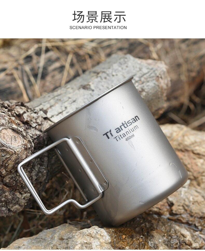 saúde e proteção ambiental do metal xícara de chá