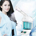 Горячий туман для лица паровой увлажнитель для кожи озоновая стерилизация ионическая ароматерапия KINGDOM CARES распылитель для лица паровой