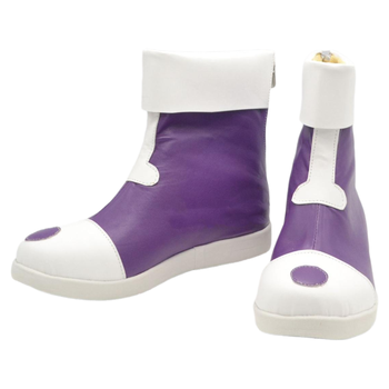Anime Shoes Hunter x Killua Zoldyck Cosplay Boots