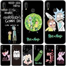 Rick and Morty Case For Huawei