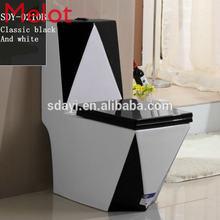 Керамический цветной портативный унитаз сантехнические приборы