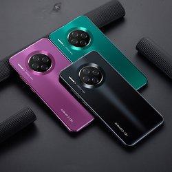6.1 Smartphone per Mate33 Pro Grande Schermo Del Telefono Android Display Hd Hd Della Macchina Fotografica di Twilight Streamline Forma di Moda Del Telefono Mobile