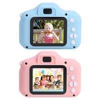 1080P 720P Mini Digital Kamera für Kinder Kinder Baby Kameras Camcorder Video Kind Cam Recorder Digital Camcorder Blau rosa