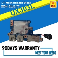 For ASUS UX303 UX303L U303L UX303Lnb UX303LA USB Small Board Reader Small Board Tested work well