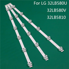 Ledテレビ照明交換lg 32LB580U ZB 32LB580V ZM 32LB5810 JC ledバーバックライトストリップライン定規DRT3.0 32 ab