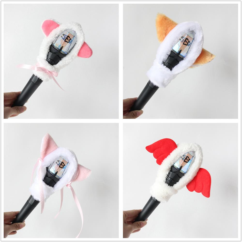 KPOP SF9 Plush Lightstick Headband Jae Yoon Youngbin Cute Light Stick Case Head Cover