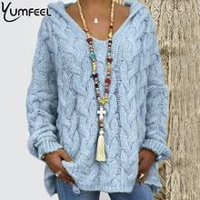 Yumfeel Stone Beaded Cross Necklace Bohemian Sweater Chain Long Necklace Women Fashion Jewelry