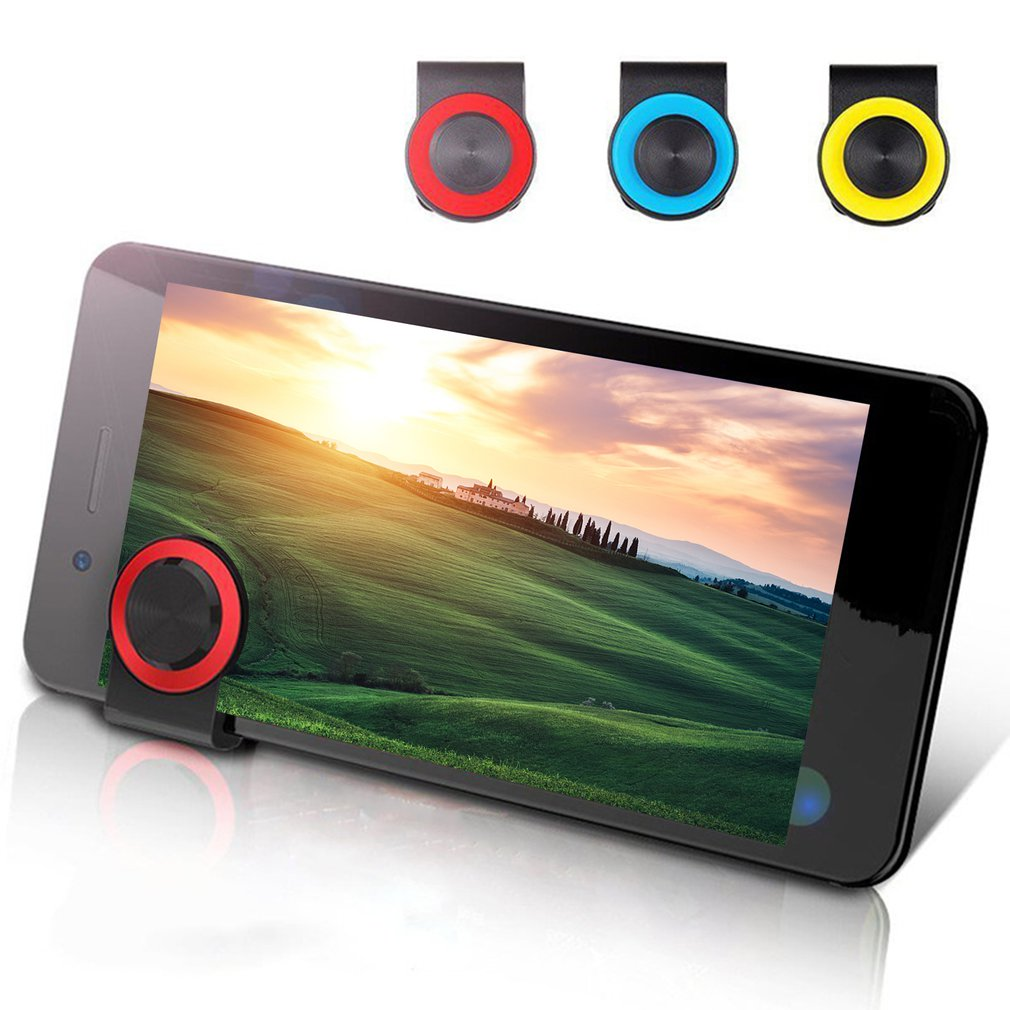 Game Mini Stick Tablet Joystick Joypad for Andriod iPhone Touch Screen Mobile Cell Phone